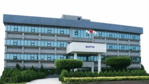 Bioptik Factory in Taiwan